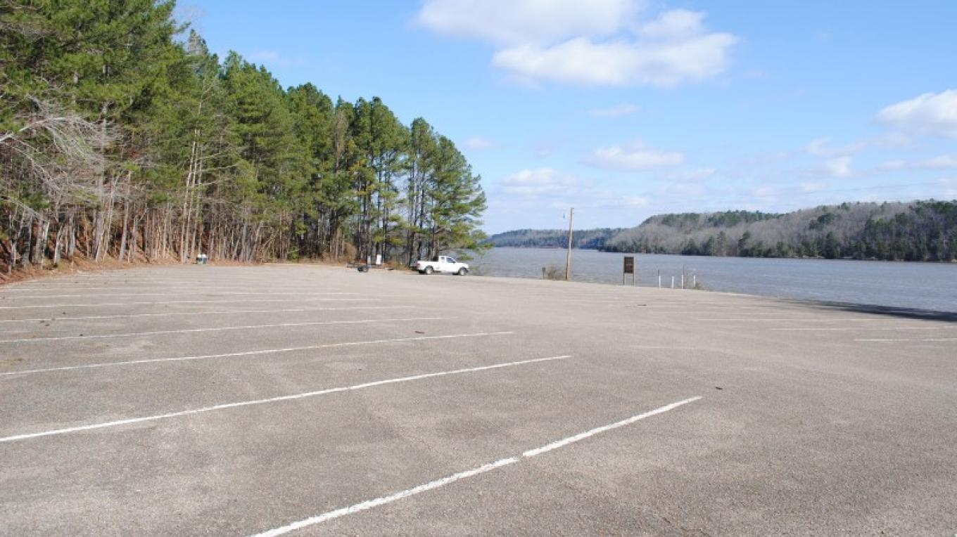 Boat Launch and Parking – James Gibson