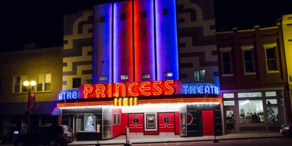 People gather at the Princess for concert events regularly. – J. Paul Mashburn