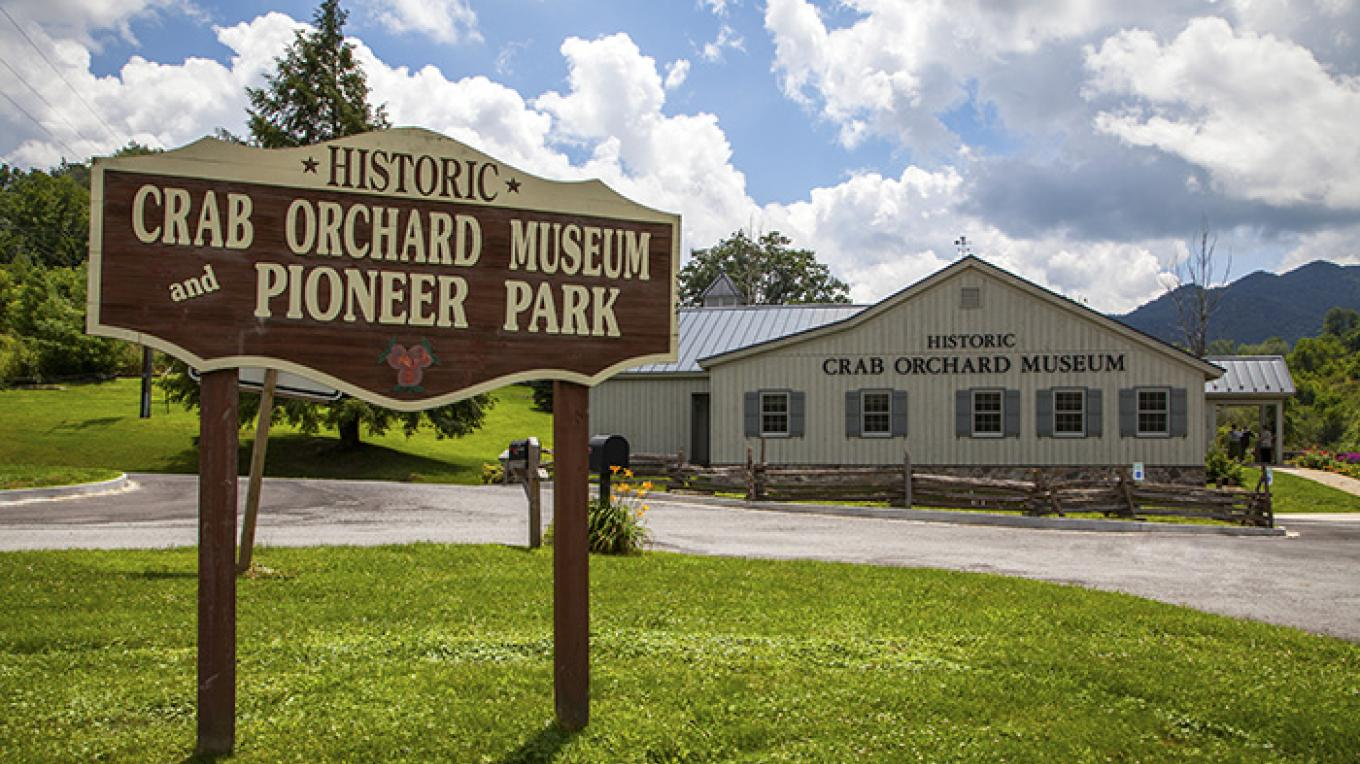 Historic Crab Orchard Museum – State of Virginia Tourism