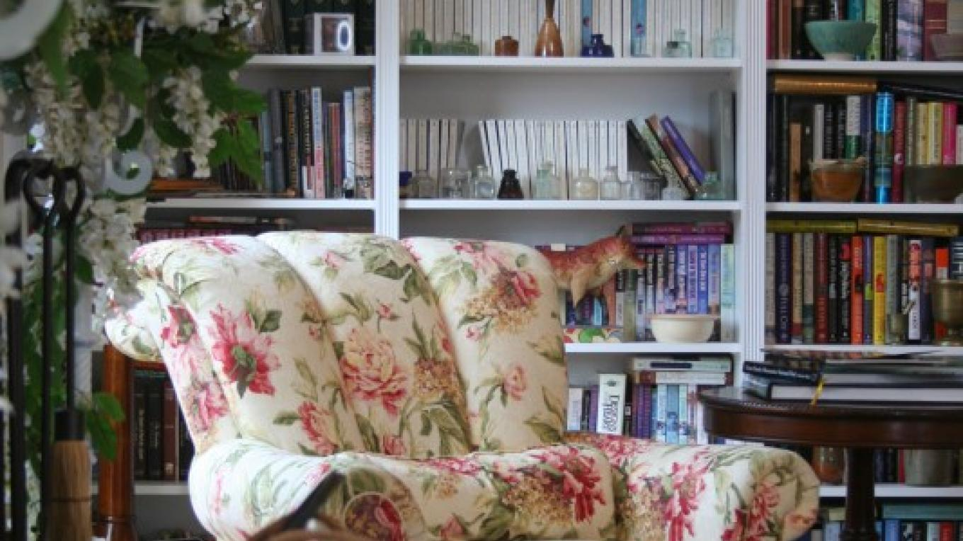 Living Room/Library – Shirley H. Price