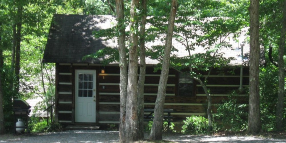 Cabin #3 – Patricia Scott