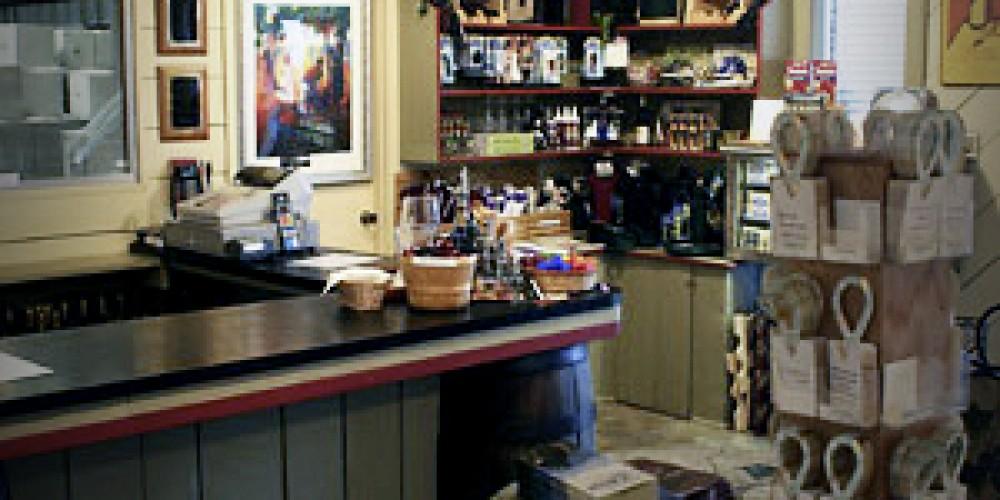 TN Valley Winery's tasting room – John Birkholz