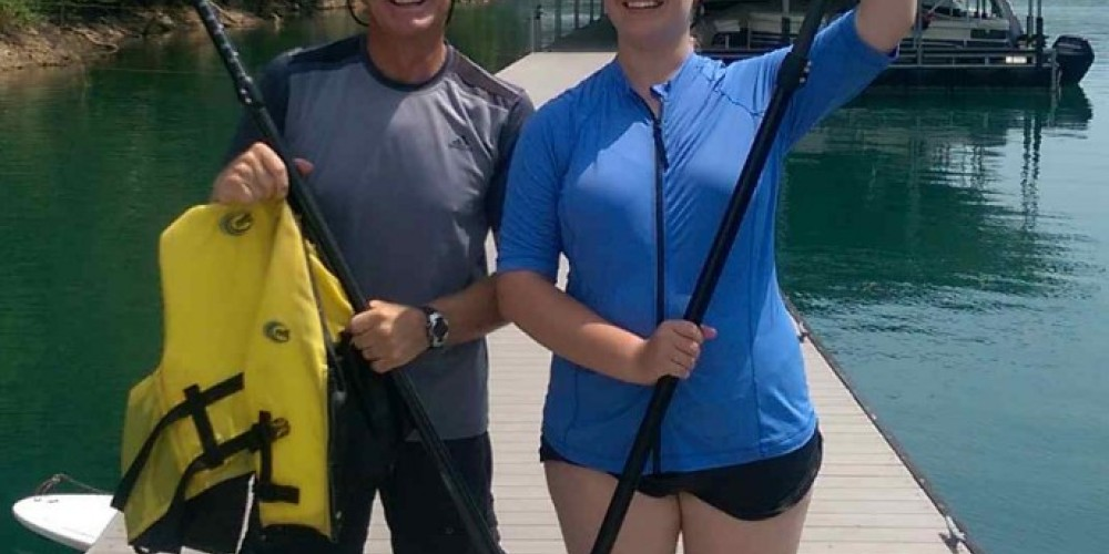 Just learned to Standup Paddle Board – John Marquis