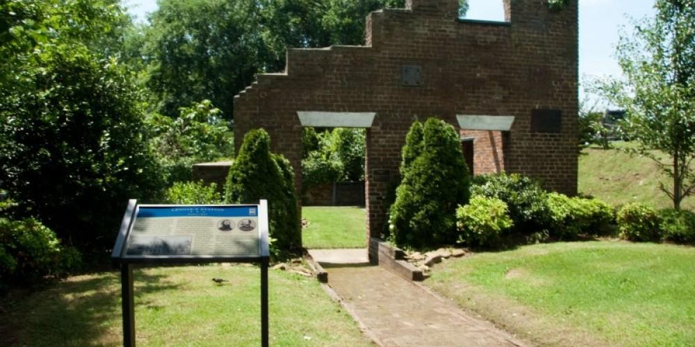 Civil War Trail - Cotton Mill – Klair Kimmey