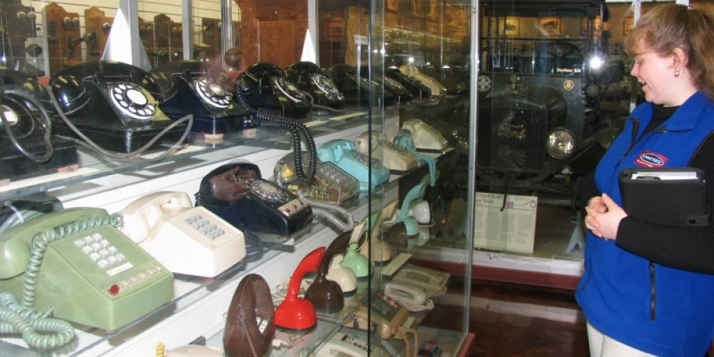 Old Phone Collection