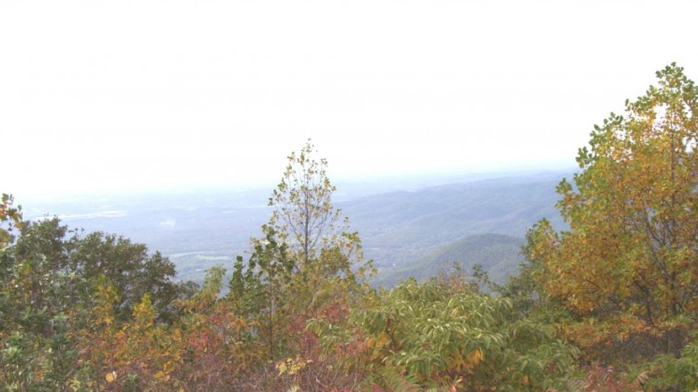 View from Fort Mountain – Dalton CVB
