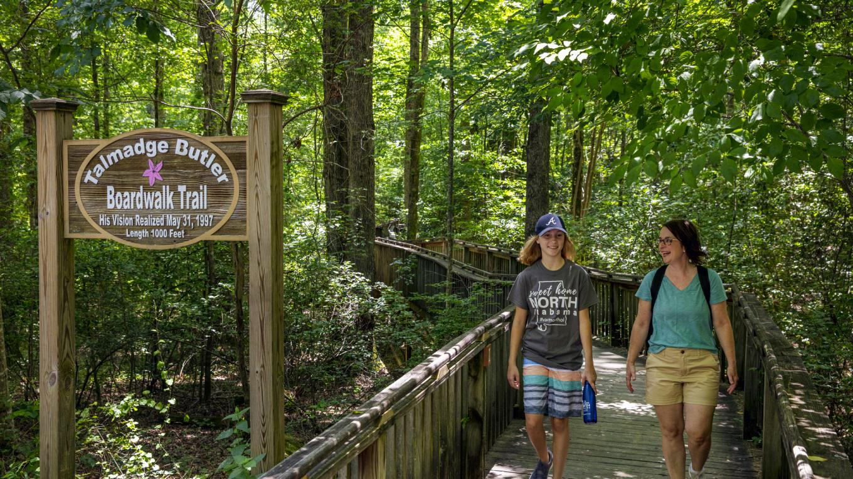 DeSoto State Park Trail – Scott Baker