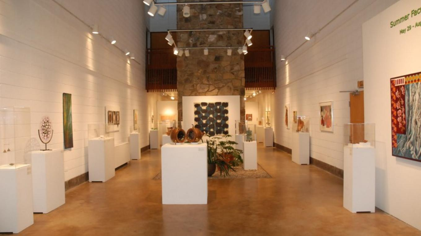 Sandra J. Blain Gallery at Arrowmont School of Arts and Crafts