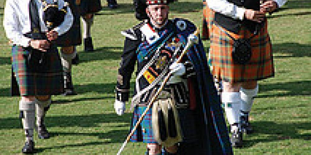 Pipes and Drums Band – Smoky Mountain Highland Games