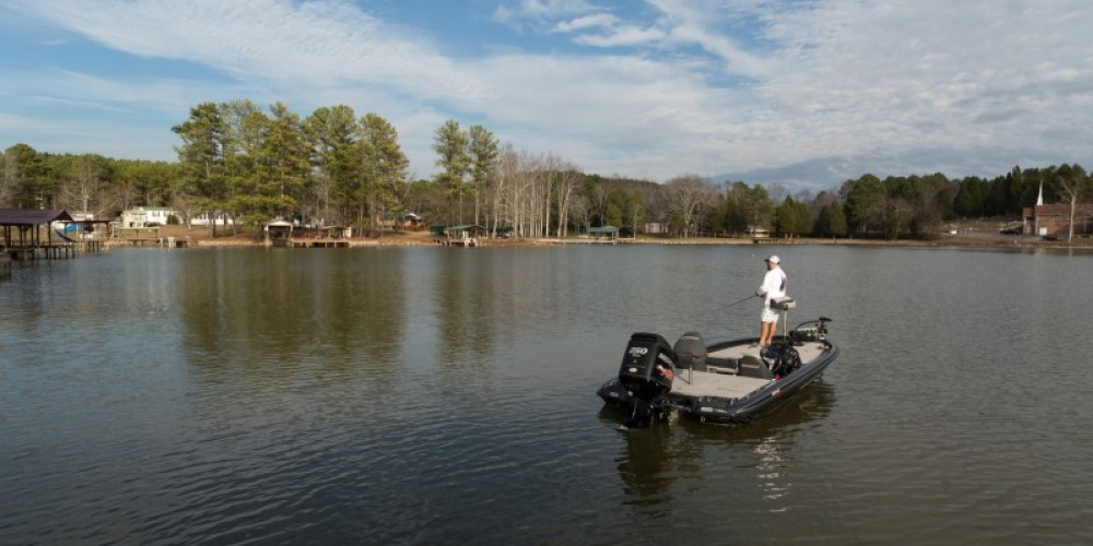 Weiss Lake – Alabama Bass Trail