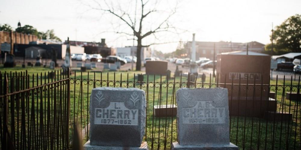 Paris City Cemetery – Cari Griffith