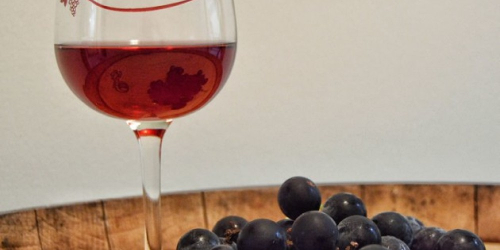 Enjoy a variety of wines, dry to sweet. – James Riddle