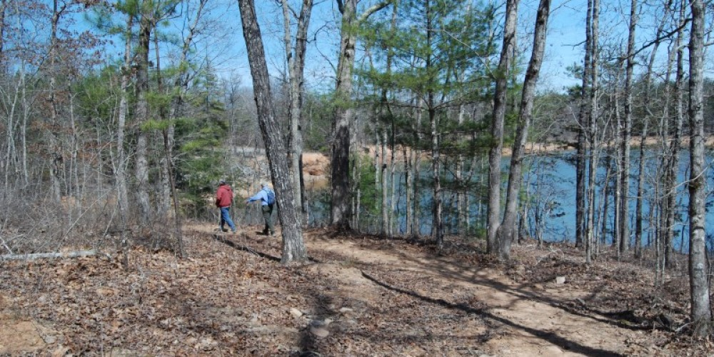 View from Nottely Dam Trail – TVA
