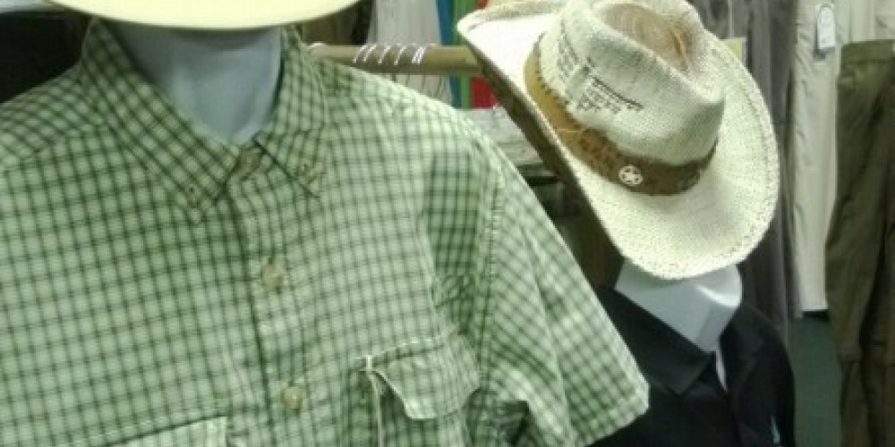 Clothing at GSM Outfitters (ExOfficio) – Michael Shepperd