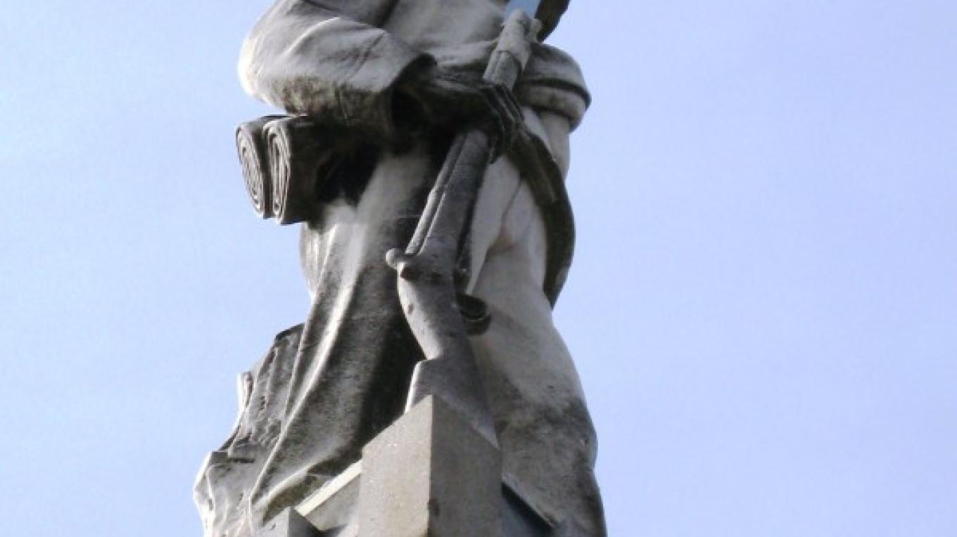 Daughter's of the Confederacy Monument