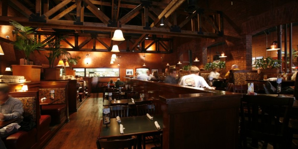 You'll love the historic building as well as the food-Big River Grille – Chattanooga CVB