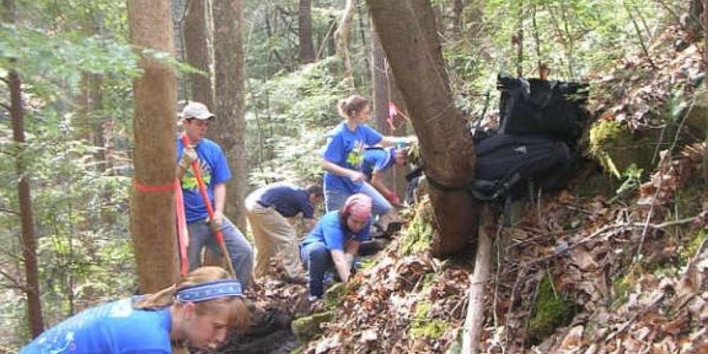 Cumberland Trail Volunteers – Cumberland Trail Conference