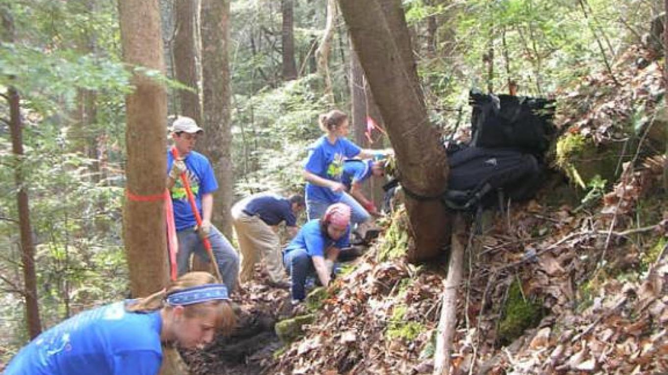 Cumberland Trail Volunteers – Cumberland Trail Conference