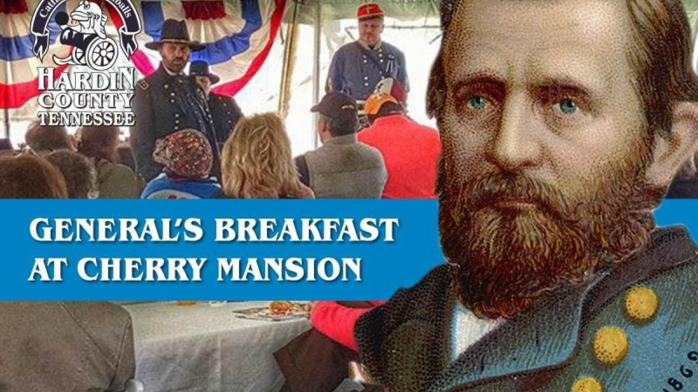 Hear General Grant tell his story of how his breakfast was interrupted by the first shots of the Battle of Shiloh. – Beth Pippin