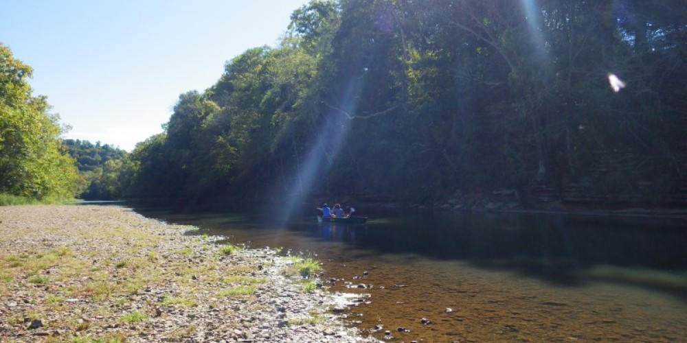 Tims Ford Tailwater access – TVA