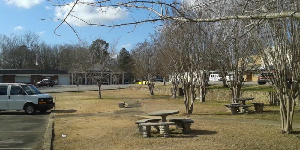 Picnic tables – James Gibson