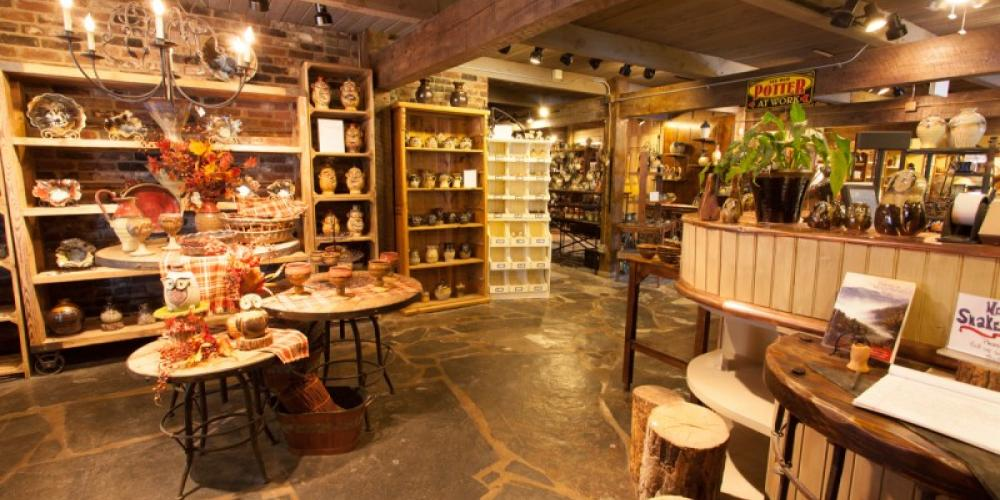 The Old Mill Pigeon River Pottery