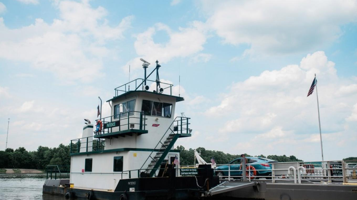 Cumberland City Ferry – Cari Griffith