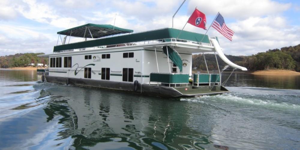 Luxury Houseboat Rentals