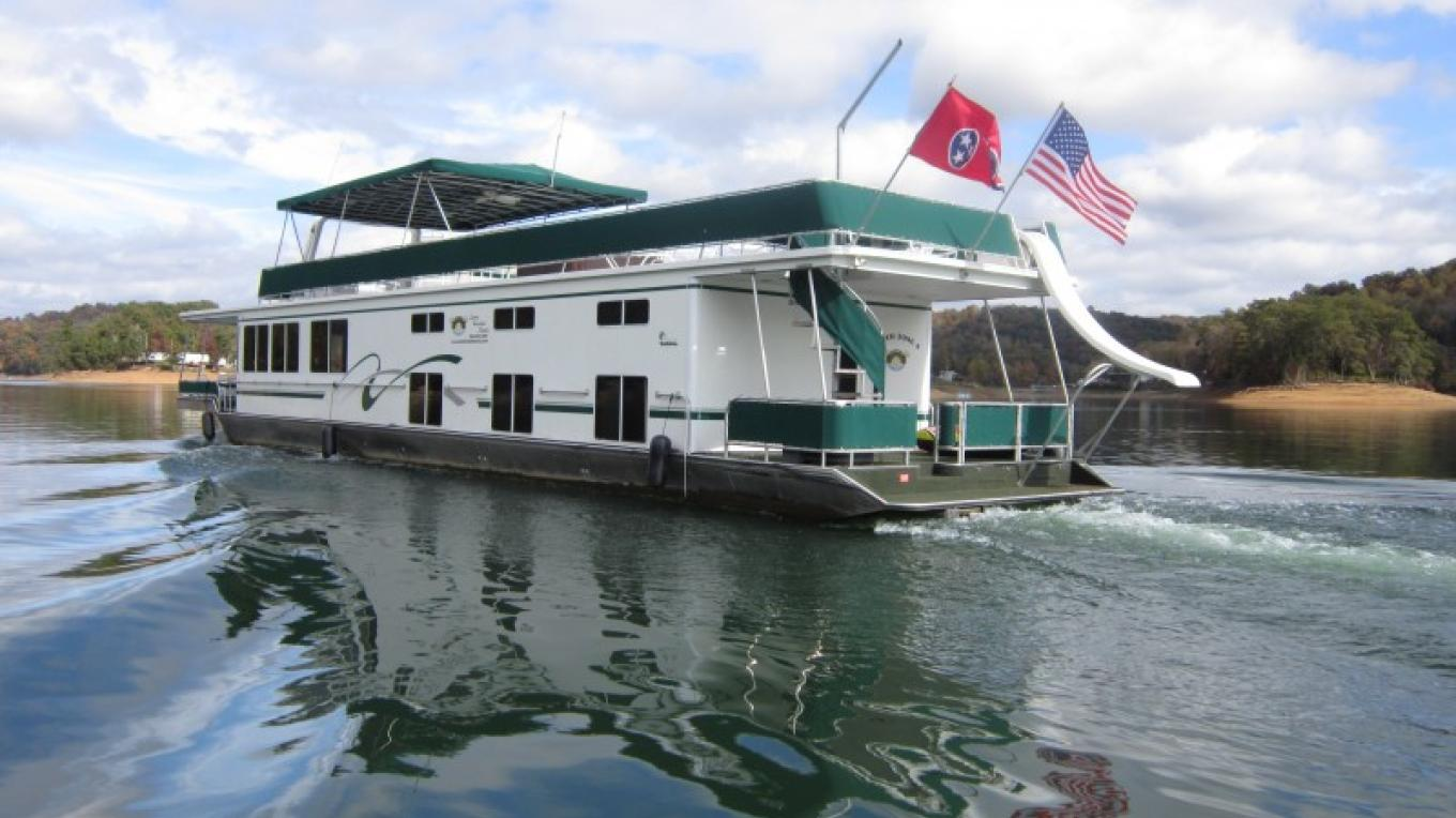 Luxury Houseboat Rentals