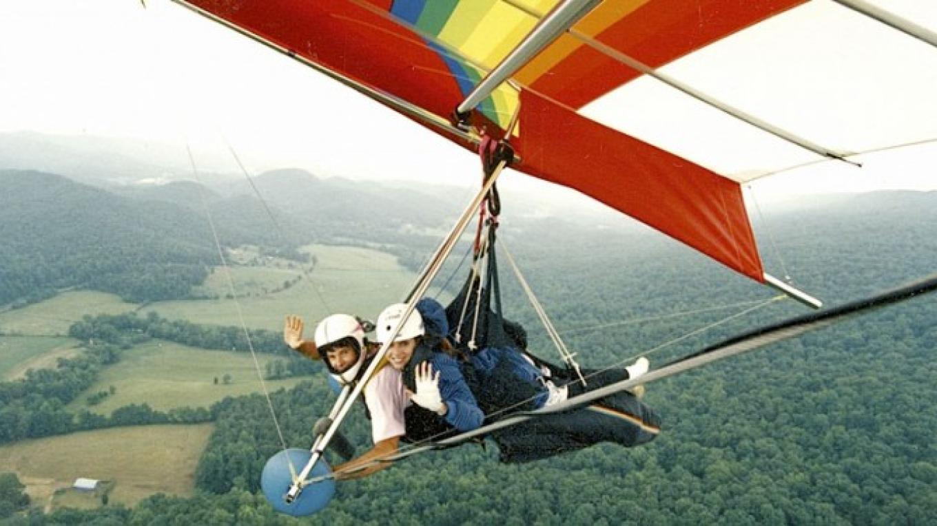 Tandem Hang Gliding – Lookout Mountain Hang Gliding