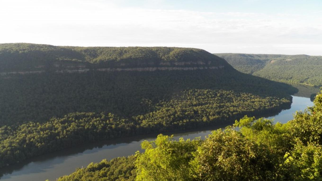 Tennessee River Gorge – TVA