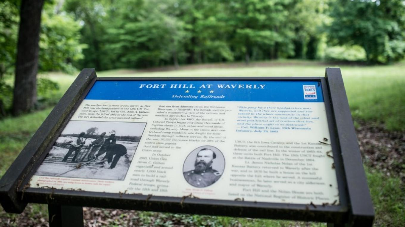 Fort Hill at Waverly – Cari Griffith