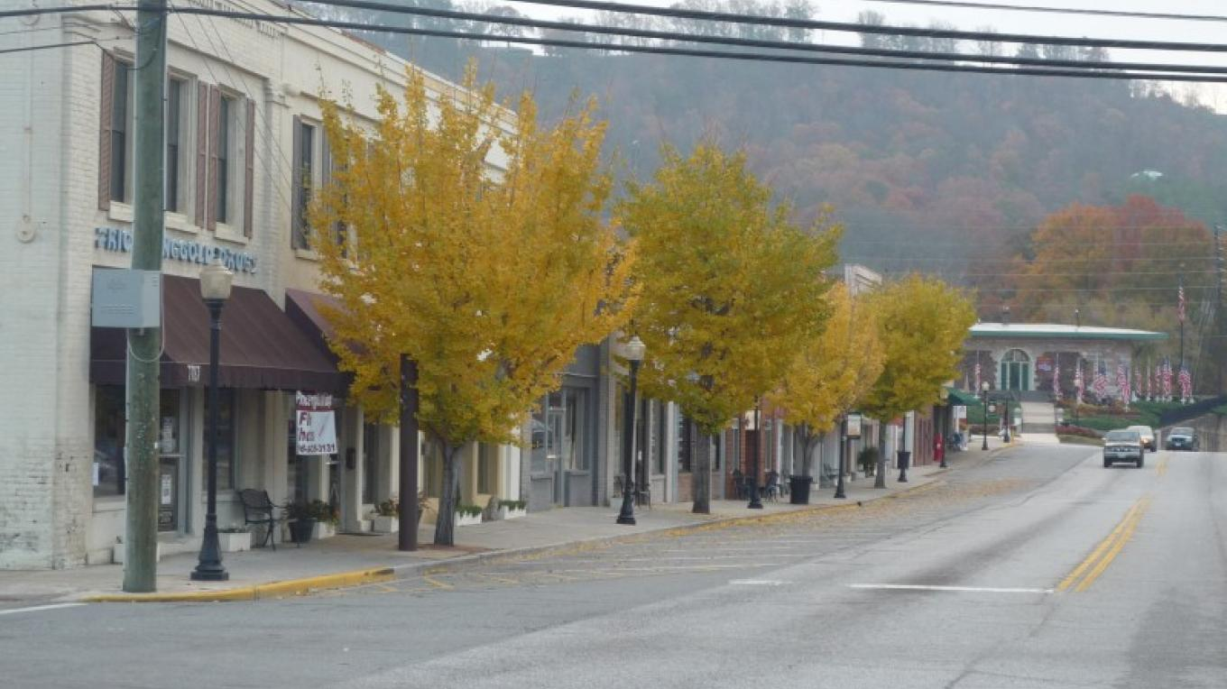 Historic Downtown Ringgold | Tennessee River Valley