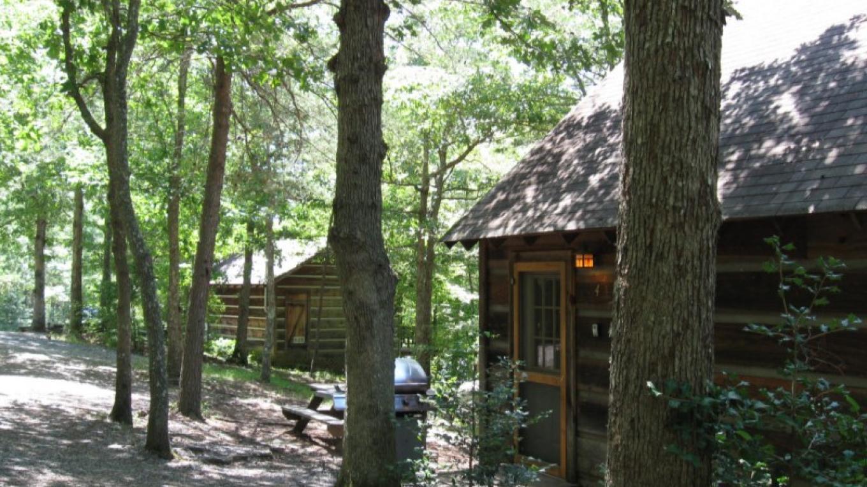 Cabins 4 & 3 – Patricia Scott