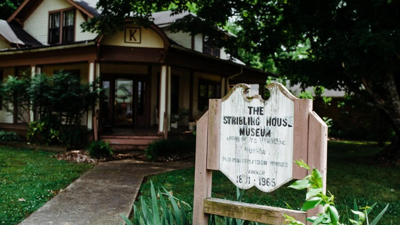 The Stribling House Museum – Cari Griffith