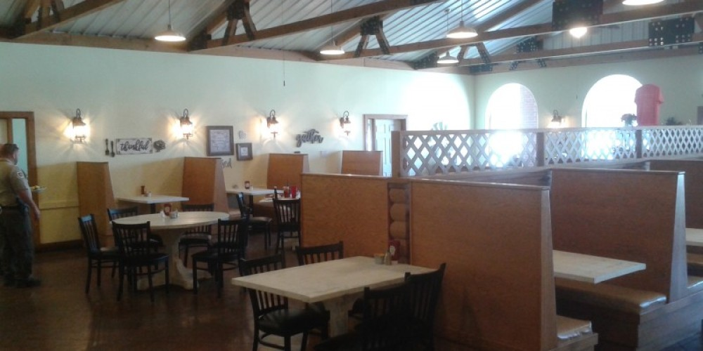 Main Dining Room – James Gibson