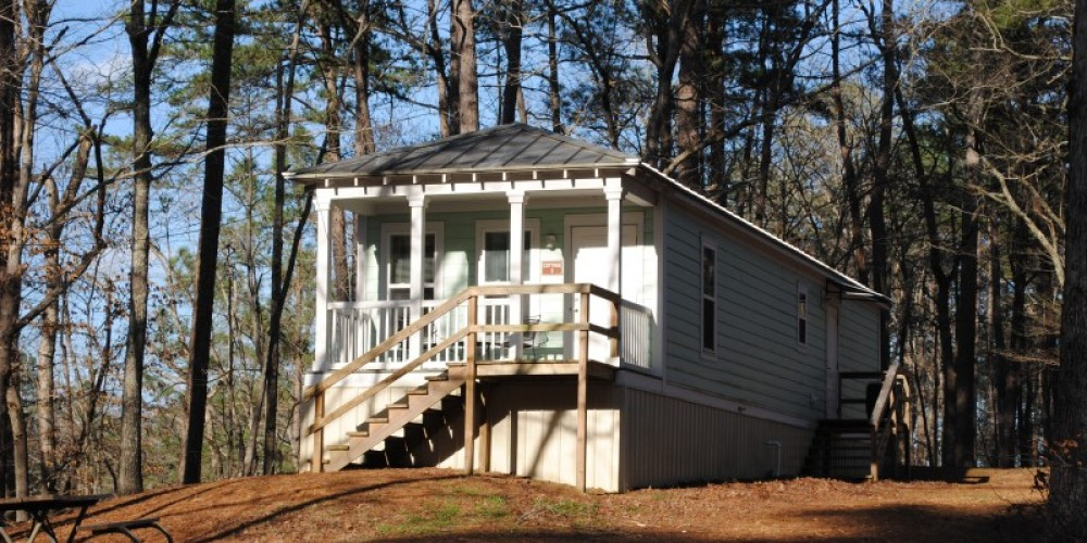 Single family cabin (cottage) – James Gibson