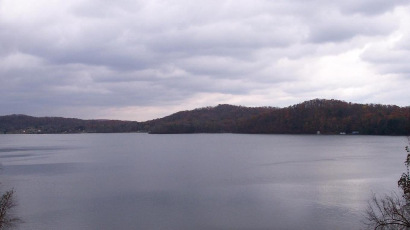 Whites Creek overlooking Watts Bar Reservoir – TVA