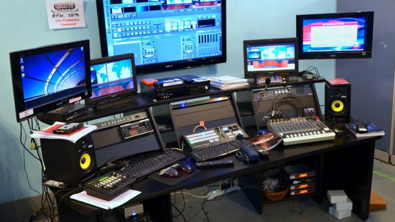 Channel 15's state-of-the-art equipment gives the Princess Complex a wonderful tool on which local students can hone their media skills. – J. Paul Mashburn