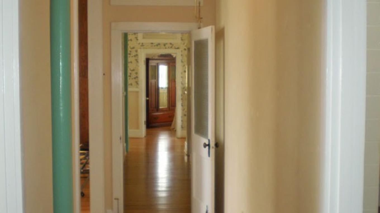 Upstairs hallway. – Radonna Parrish