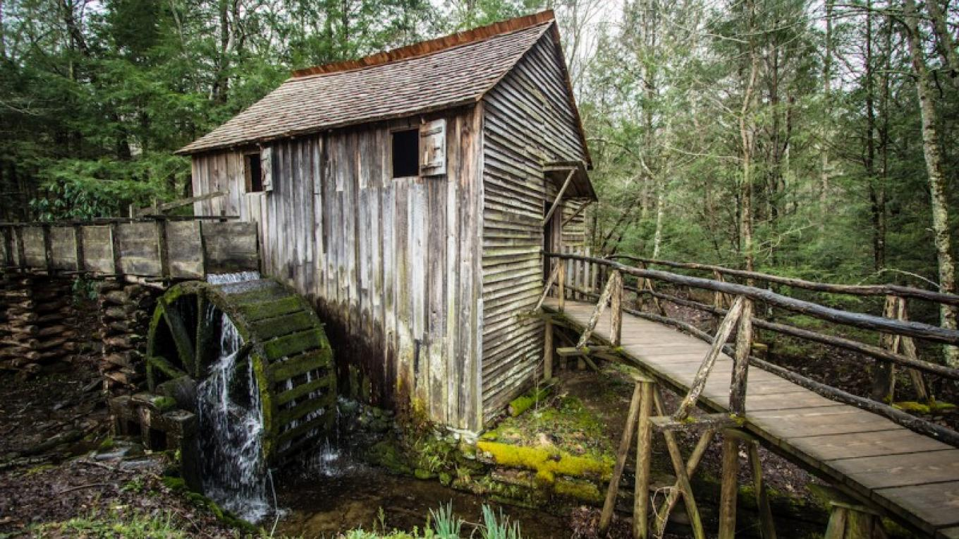 Cable Grist Mill is open to the public – ehrlif