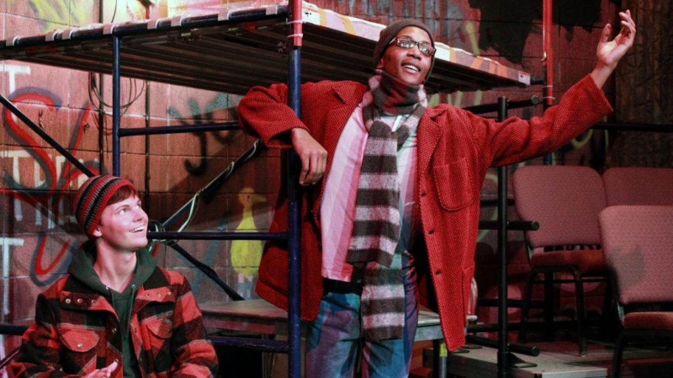 From the 2011 Season CircleStage production of RENT – Lizzy Meeks