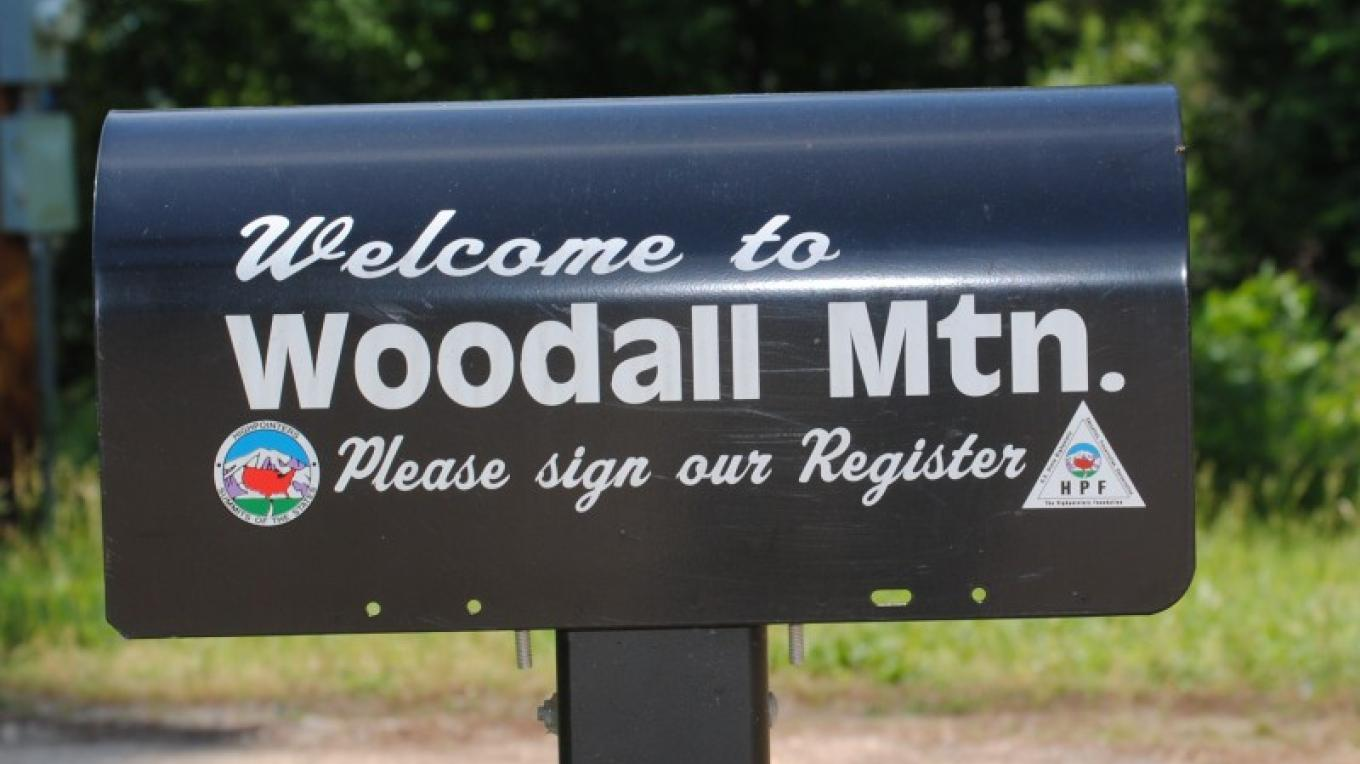 Welcome to Woodall – Gary Mathews