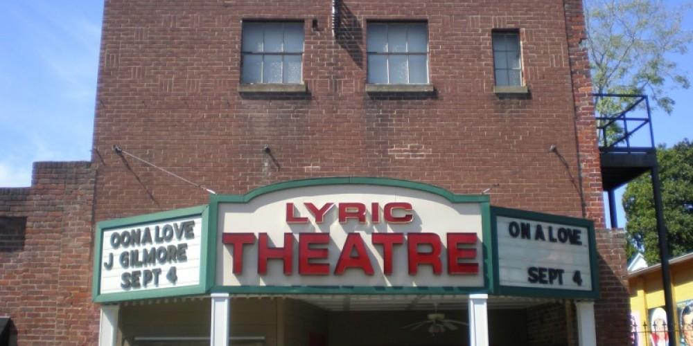 Lyric Theatre – Aimee Pangle