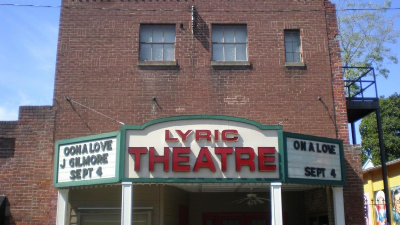 Lyric Theatre – Aimee Pangle