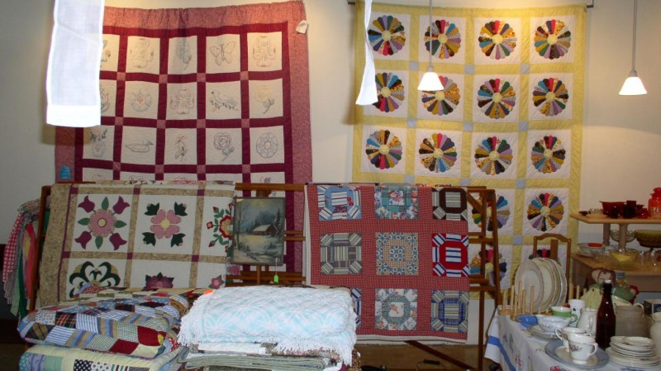 Quilt Display – Gary Mathews