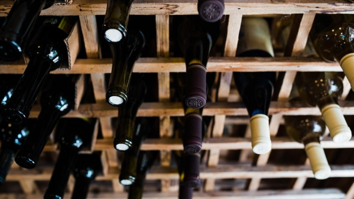 The winery has a selection of 26 different wines to choose from. – Cari Griffith