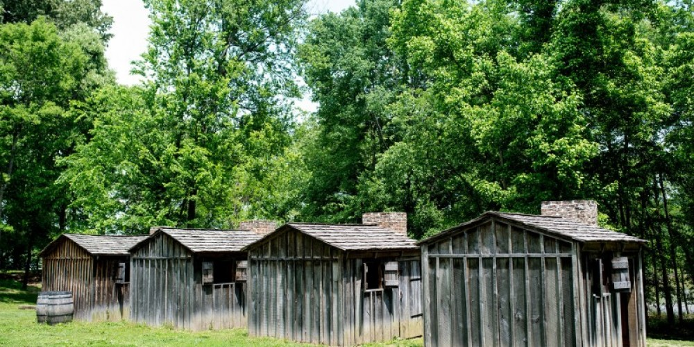 Johnsonville State Historic Park – Cari Griffith