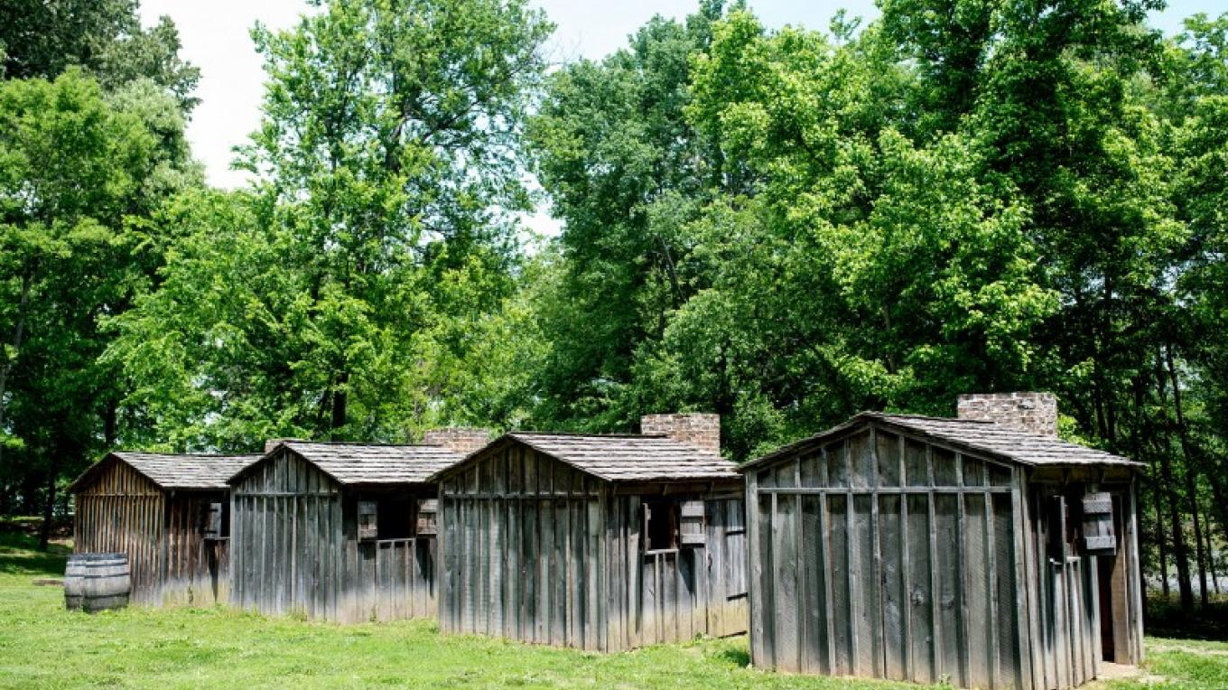 Johnsonville State Historic Park – Cari Griffith