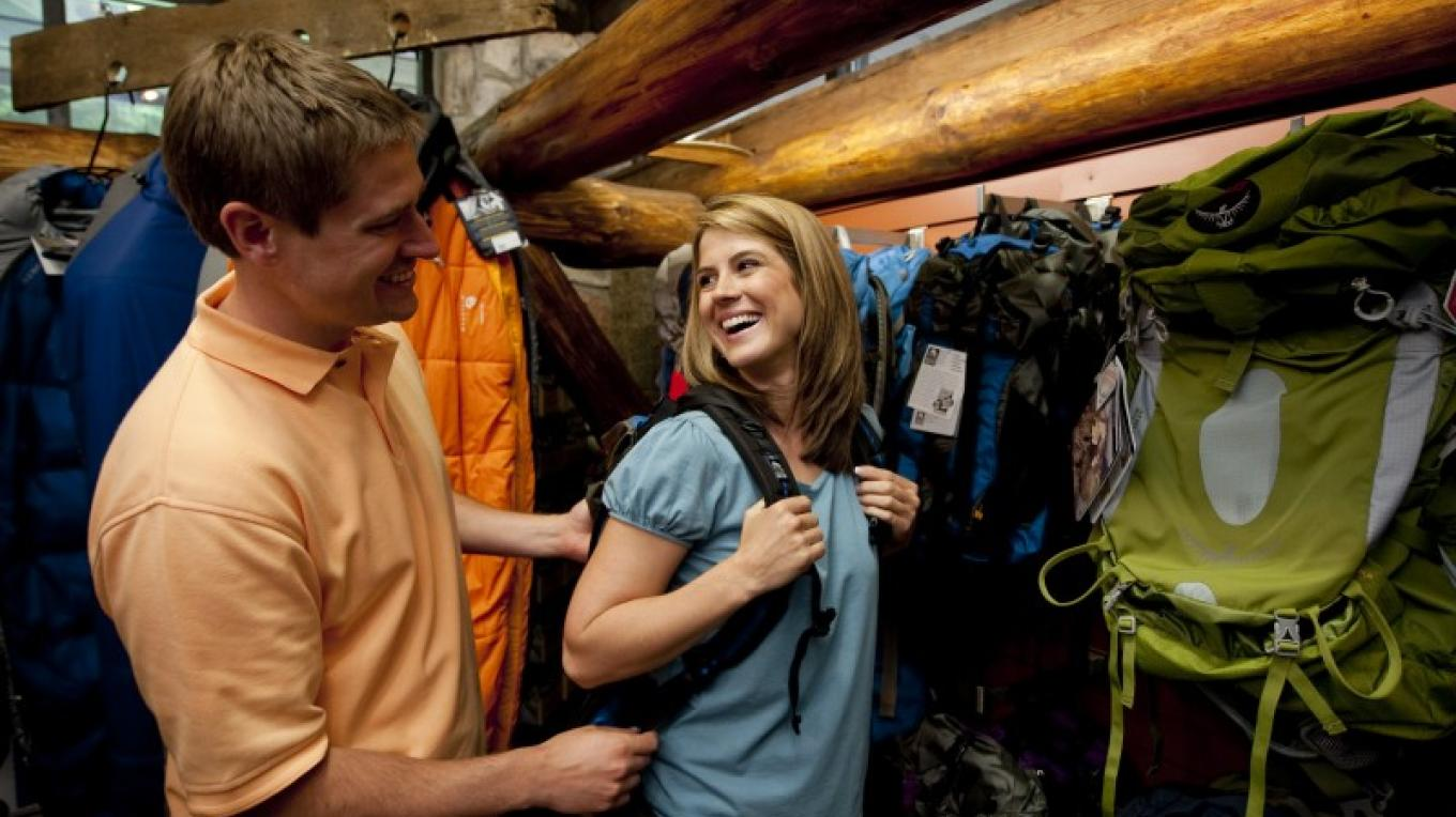 Shop gear, apparel and footwear for camping, hiking, paddling, fishing and more.